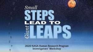 SRL at the 2020 Human Research Program Investigators' Workshop
